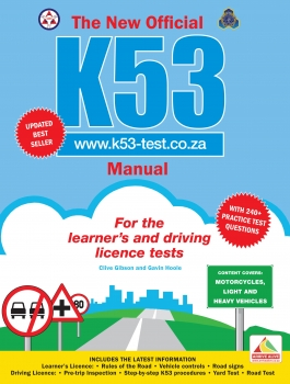 Rules of the road book for driving test